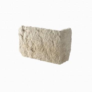 Angolare MANOIR in tonalità naturale H 25 cm
