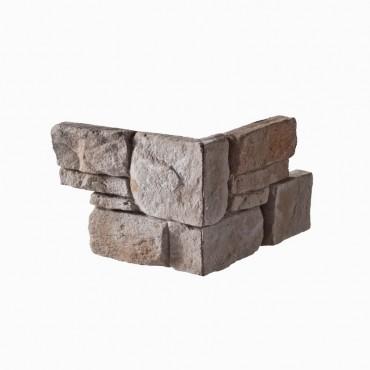 Angolare TAHOE tonalità rocaille