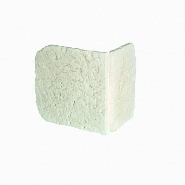 Semiangolare MANOIR tonalità pietra