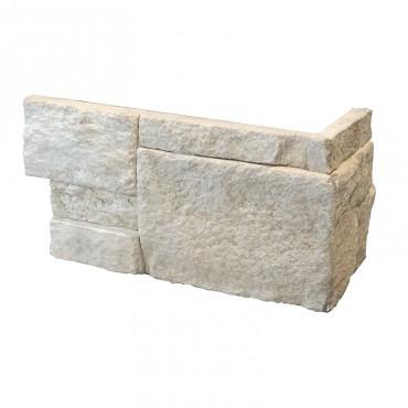 Angolo CUBIK tonalità pietra