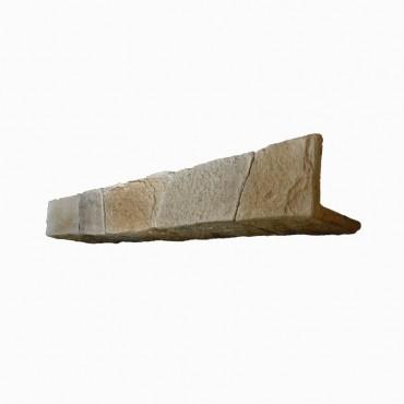 Architrave ROCKY MOUNTAIN dalla tonalità grigia sfumata